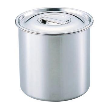 西域推荐 不锈钢罐 10型 (1个) 5-372-01