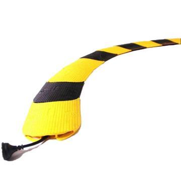 安赛瑞 可变形款线缆保护带,外形尺寸1000×150×25mm,线槽尺寸27×21mm,承重1000Kg,11883