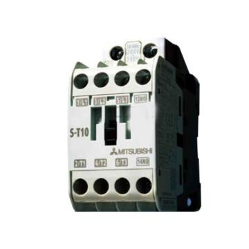 三菱MITSUBISHI 交流线圈接触器,S-T12 AC200V 2A C