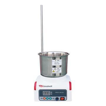 西域推薦 經濟型恒溫磁力攪拌浴 1L,CC-4413-01