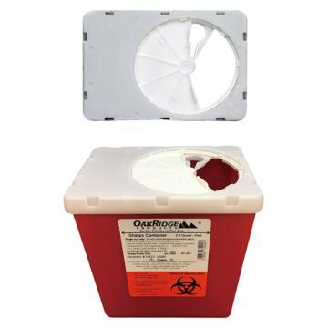 西域推荐 安全容器 0322-150R 3-809-02