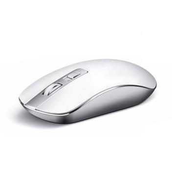 惠普S4000無線鼠標(銀白色)