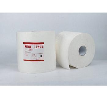 劲力(Kiline) 双层基础型大卷擦拭纸,943900 245mm*350mm*550片/卷 单位:卷