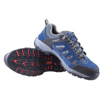 安邦 6KV绝缘鞋,反绒皮,GDA001-36(同型号50双起订)