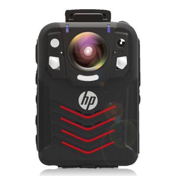 惠普执法记录仪, DSJ-A7 128G 1296P高清红外夜视防爆 黑色