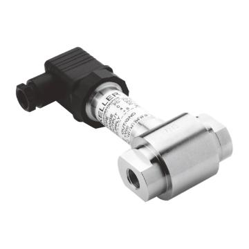 KELLER 压力变送器,PA-33X,0-100bar,输出4-20mA,精度0.2级,接口G1/4外螺纹,附一个G1/4转G1/2接头