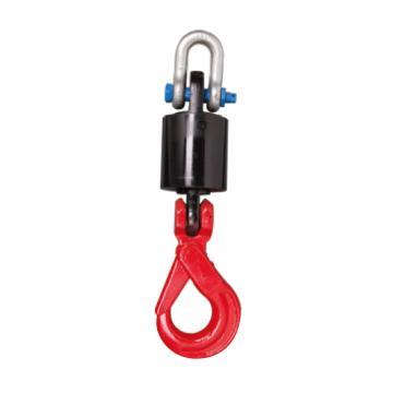 巨力 油田旋转吊钩,额定载荷(t):5,油田旋转吊钩5t