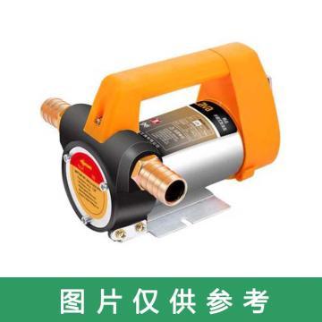 Lmlava 电动抽油泵,12V正反+6米钢丝软管+计量加油枪