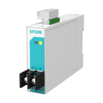 斯菲尔/SFERE 电流变送器,JD194-BS4I,输入AC 0-1A,输出DC 4-20mA,精度0.5