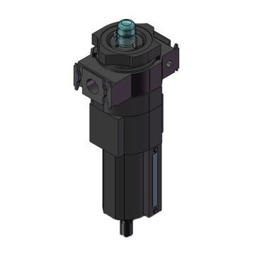 诺冠Norgren 高效型除油过滤器,F64H-4GD-AD0