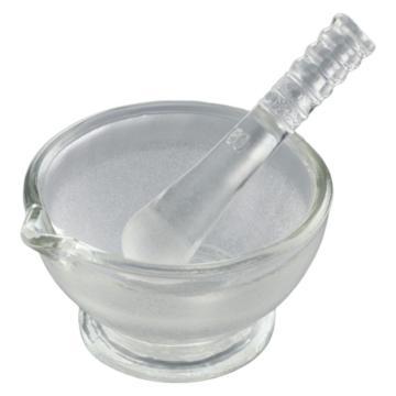 西域推荐 玻璃乳钵 GM7540 C4-531-02