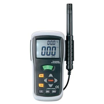 西域推荐 经济型数字式温湿度计(高温測定可) SA615(1个)入 CC-3226-01