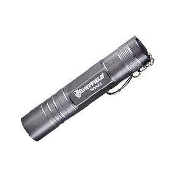 钢盾 LED细长柄小手电 S030001 不含1节5号电池,单位:个