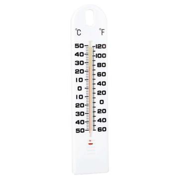 西域推荐 室内温度计 家用壁挂温度计 L-7 CC-4338-12