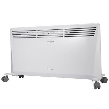 Energolux 對流式取暖器,GCH/CE-25,220V,1100W/2200W,智能溫感控制面板,無風靜音