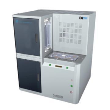 迪奈 全自动红外测硫仪,测定范围:0.001~20%、分辨率:0.001%-0.0001%、控温精度:±1ºC,DNS550