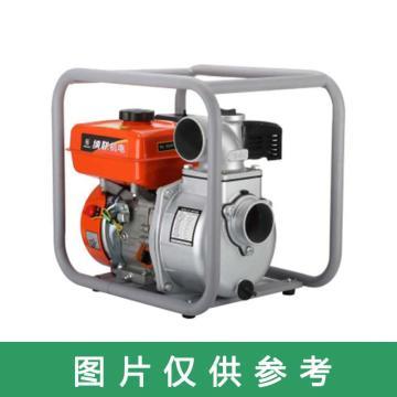 纳联 单项高压自吸泵,213210000183,汽油机水泵NLY-100(170)手动