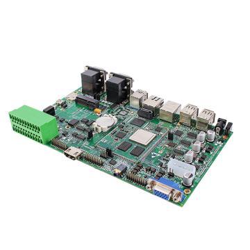 西域推薦 嵌入式工控主板,RSC940,NXP_IMX6Q核心