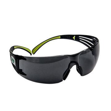 3M 安全防護眼鏡,灰色防霧,SF402AF