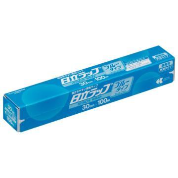 西域推荐 保鲜膜(蓝色)300mmX100m 1条 3-4746-01