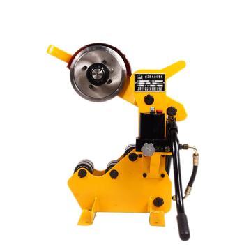 虎王 电动液压切管机切割镀锌管消防管不锈钢管割管机,QG-12C (220V 范围50-319mm)