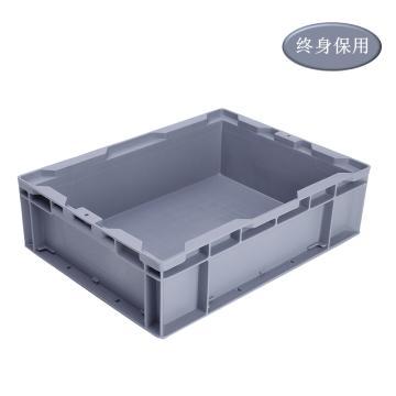 Raxwell HP系列灰色周轉箱HP3A 尺寸(mm):外:365*275*110/內:325*235*90