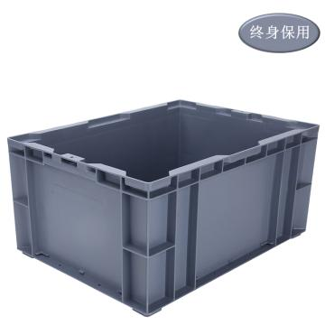 Raxwell HP系列灰色周轉箱HP4C 尺寸(mm),外:435*325*210/內:390*280*195
