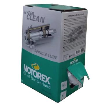 MOTOREX 主轴润滑油,SPINDLE LUBE ISO VG 68 ,5L/桶