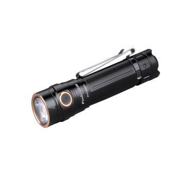 Fenix LD30小巧便携式强光手电筒 泛光远射检修尾部开关(含3500毫安USB充电电池),单位:个