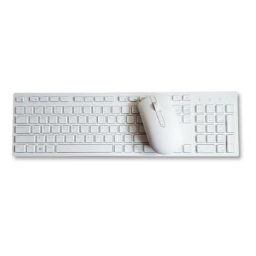 戴爾無線鍵鼠套裝,KM636(白)