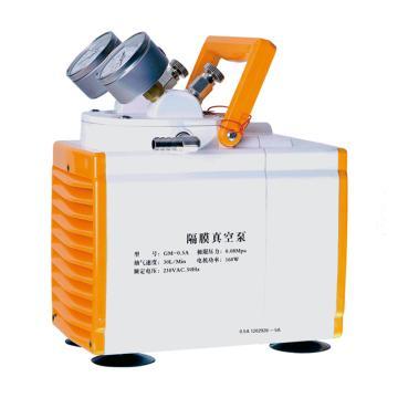 西域推荐 经济型隔膜真空泵(防腐) 30L/min,CC-4255-03
