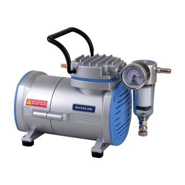 洛科 无油真空泵,排出流量:68L/min,Rocker801,C1-6685-14