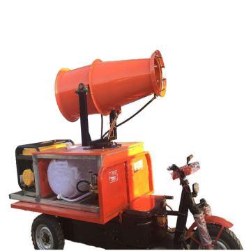 西域推荐 车载式自动除尘雾炮机(风筒电机和水泵电机为节能型电机),RHL-60-CZ,60米