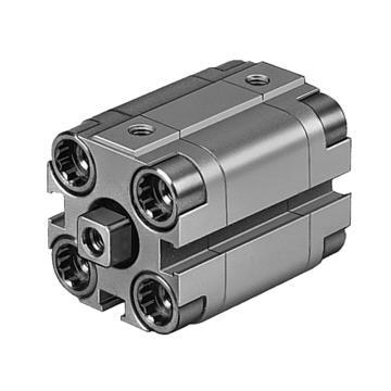 费斯托 双作用紧凑型气缸,ADVULQ-20-15-P-A,156688