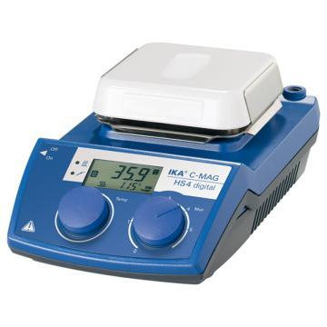 艾卡 IKA加热磁力搅拌器 C-MAG HS4 digital(1台入),C1-6607-21
