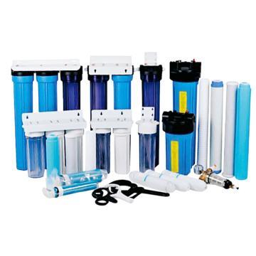 和泰 纯水机用预处理组件 10寸颗粒活性炭滤芯 PC-10AC-G(1套入),CC-4697-07