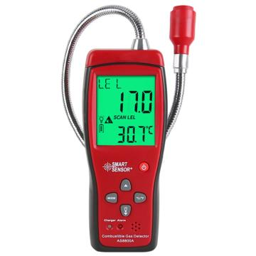 ?,?可燃氣體濃度檢測儀,AS8800A