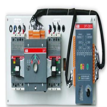 ABB 双电源开关,10100479 DPT250-CB010 R200 3P