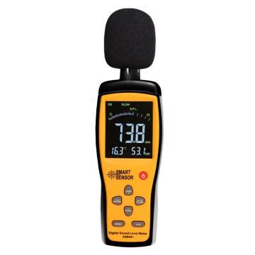 ?,?噪音計(彩屏/上下限報警設置USB通訊 ),AS844+
