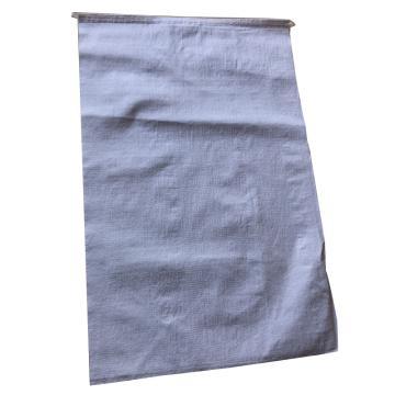 8113820 定制聚丙烯塑料编织袋,500mm*840mm,白色,克重55g,下单前咨询客服