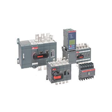 ABB OT_C(手动式160-800A)PC级双电源转换开关,10065353 OT200E03CP-104