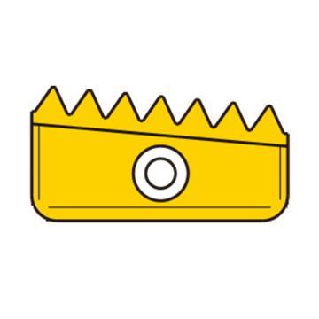 千木 刀片,21-11.5NPT PPS20,10片/盒