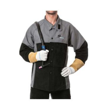 威特仕 电弧骑士防火阻燃布焊工服,38-4350-L