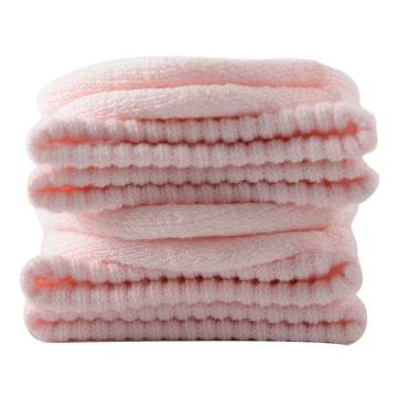 美看 男士毛圈襪,MK1225男-嬰兒粉,純色,1雙