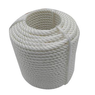 西域推薦 尼龍繩,白色,規格mm*m:6*50