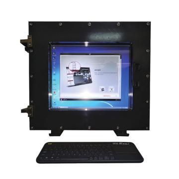 科瑞 矿用隔爆兼本安型计算机 KJD127 煤安证号 MAJ140583