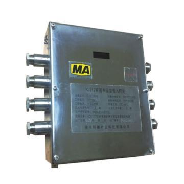 科瑞 矿用本安型接入网关(百兆) KJJ12 煤安证号 MAF150366