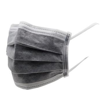 港凯 Ecomsoft活性炭口罩,2只/装,3000只/箱