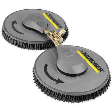 凯驰清洁刷盘双刷,isolar 800 针对光伏