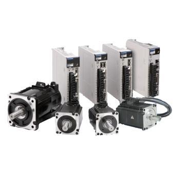 安川 伺服电机及配件,SGM7J-02AFC6E+SGD7S-1R6001 BY7J-PW01-A10 BY7J-FB01-A10 SM-50J
